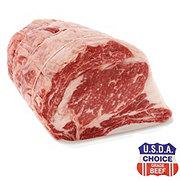 H-E-B Beef Rib Roast Large End, USDA Choice