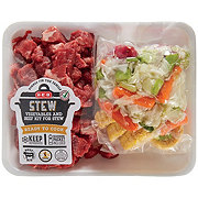 H-E-B Beef Stew and Vegetables Caldo Kit