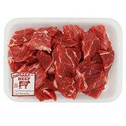H-E-B Beef Stew Meat Lean Boneless