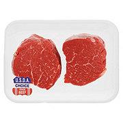 H-E-B Beef Tenderloin Steak Extra Thick USDA Choice