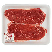 H-E-B Beef Texas Broil Value Pack USDA Select