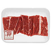 H-E-B Beef Top Blade Short Ribs Boneless
