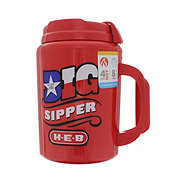 H-E-B Big Sipper Jumbo Mug