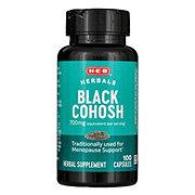 H-E-B Black Cohosh 540mg Capsules