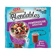 H-E-B Blendables Powerhouse Smoothie