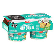 H-E-B Blended Low-Fat Pina Colada Yogurt