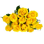 H-E-B Blooms Dozen Yellow Roses