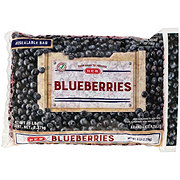 H-E-B Blueberries (No Sugar Added)