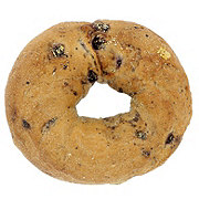 H-E-B Blueberry Bagel