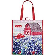 H-E-B Bluebonnet Tex Fest Reusable Bag