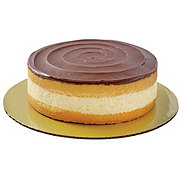 H-E-B Boston Cream Pie