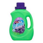 H-E-B Bravo Dual Liquid Detergent Lavender 32 Load