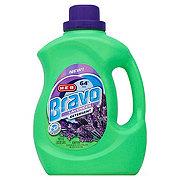 H-E-B Bravo Dual Liquid Detergent Lavender 64 Load