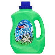 H-E-B Bravo Dual Liquid Detergent Original, 64 Loads