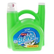 H-E-B Bravo Dual Liquid Detergent Original 96 Load