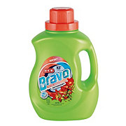 H-E-B Bravo Dual Liquid Detergent Texas Wild Flower 32 Load