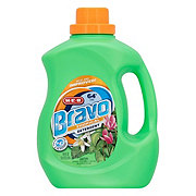 H-E-B Bravo Dual Liquid Detergent Tropical 64 loads