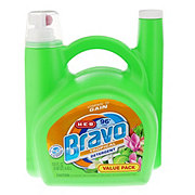 H-E-B Bravo HE Tropical Dual Liquid Laundry Detergent 96 Loads