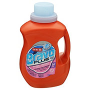 H-E-B Bravo Plus Early Spring With Fabric Softener 24 loads