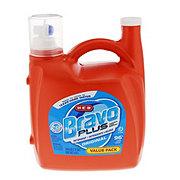 H-E-B Bravo Plus HE Original Liquid Laundry Detergent Value Pack 96 Loads