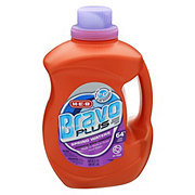 H-E-B Bravo Plus Liquid Detergent Spring Waters 64 loads