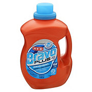H-E-B Bravo Plus Original HE Liquid Laundry Detergent 64 Loads