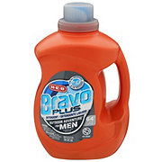 H-E-B Bravo Plus Outdoor Adventure For Men Detergent 64 Loads