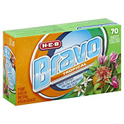 H-E-B Bravo Tropical Fabric Softener Dryer Sheets