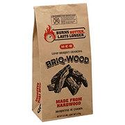 H-E-B Briq-Wood Lump Briquet Charcoal