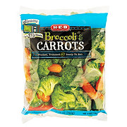 H-E-B Broccoli and Carrots