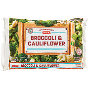 H-E-B Broccoli and Cauliflower