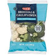 H-E-B Broccoli and Cauliflower