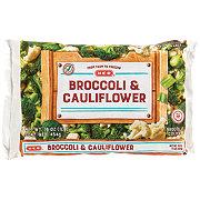 H-E-B Broccoli & Cauliflower