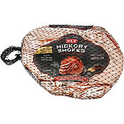 H-E-B Brown Sugar Bone-In Spiral Sliced Fully Cooked Ham