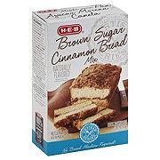 H-E-B Brown Sugar Cinnamon Bread Mix