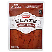 H-E-B Brown Sugar Glaze