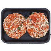H-E-B Bruschetta Wild Salmon Burgers