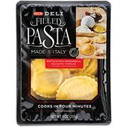 H-E-B Buffalo Milk Mozzarella, Balsamic Vinegar & Pecorino Cheese Gran Girasoli Filled Pasta