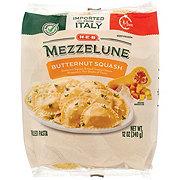 H-E-B Butternut Squash Mezzelune