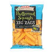 H-E-B Butternut Zig Zag