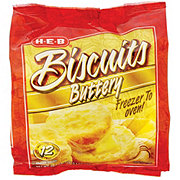 H-E-B Buttery Biscuits