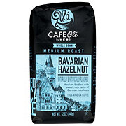 H-E-B Cafe Ole Bavarian Hazelnut Medium Roast Whole Bean Coffee