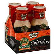 H-E-B Cafe Ole Cafeccino Harvest Spice