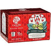 H-E-B Cafe Ole Candy Cane Single Serve Coffee Cups
