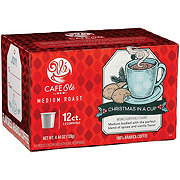 H-E-B Cafe Ole Christmas In a Cup Single Serve Coffee Cups