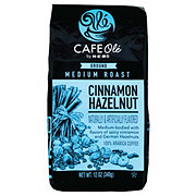 H-E-B Cafe Ole Cinnamon Hazelnut Medium Roast Ground Coffee