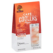H-E-B Cafe Ole Coolers, Citrus Melon