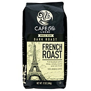 H-E-B Cafe Ole French Roast Dark Roast Whole Bean Coffee