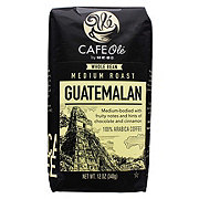 H-E-B Cafe Ole Guatemala Medium Roast Whole Bean Coffee