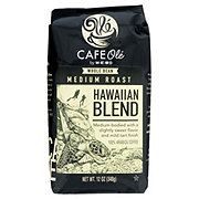 H-E-B Cafe Ole Hawaiian Blend Medium Roast Whole Bean Coffee